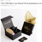 The Cut: The CBD Skin-Care Brand The Kardashians Love